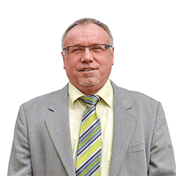 Ortsbürgermeister Werner Olk